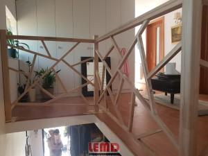 balustrada lemd moderna scari la comanda lemd mobili scri bucuresti (7)